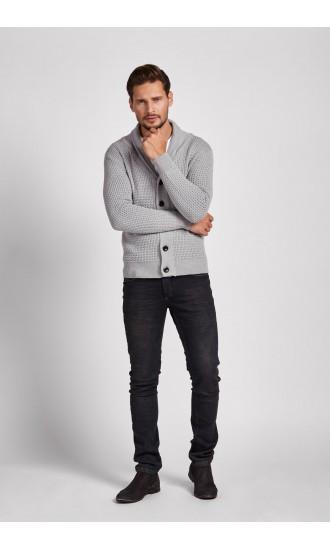 Sweter meski Andre Szary