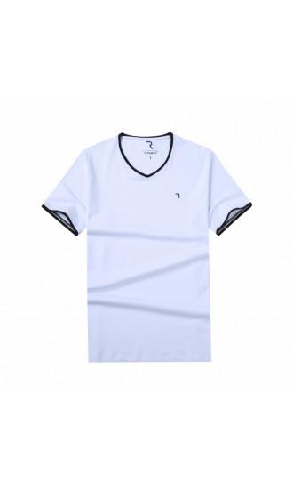 T-shirt męski Rafał biały