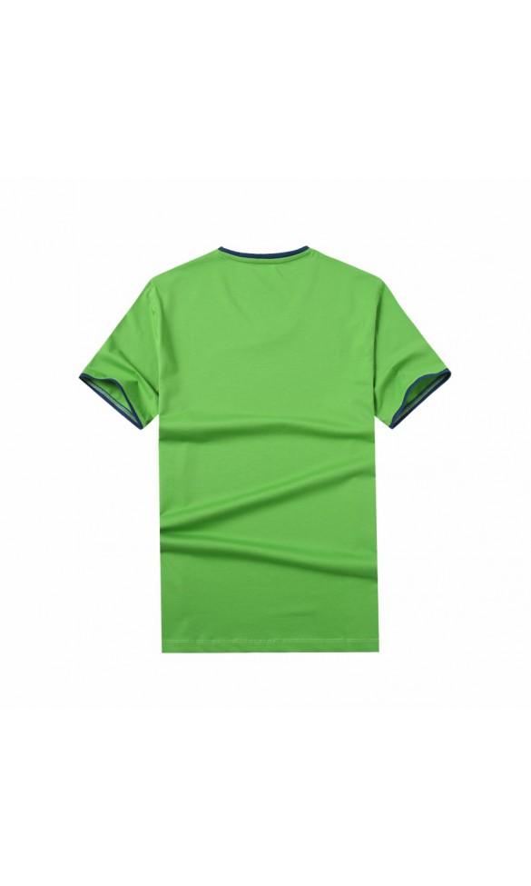 T-shirt męski Rafał zielony
