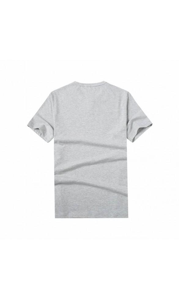 T-shirt męski Wincenty szary