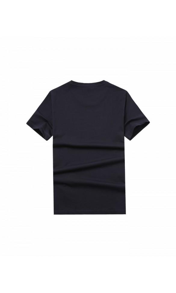 T-shirt męski Filip granatowy