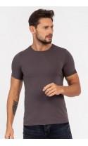 T-shirt męski Filip cappuccino