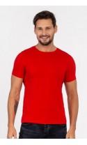T-shirt męski Filip czerwony