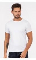 T-shirt męski Filip biały