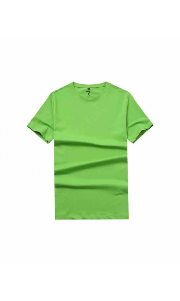 T-shirt męski Filip zielony
