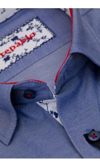 Koszula Mateusz jeansowa