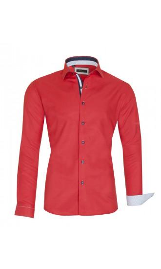 Koszula Pure Czerwona