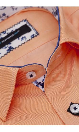 Koszula Mateusz pomarańczowa