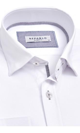 Koszula męska Patricio biała