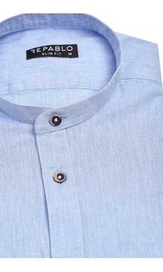 Koszula męska Gaspar błękitna