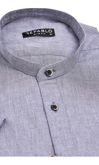 Koszula męska Gaspar szara