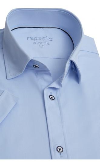 Koszula męska Mauricio niebieska