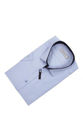 Koszula Donato niebieska