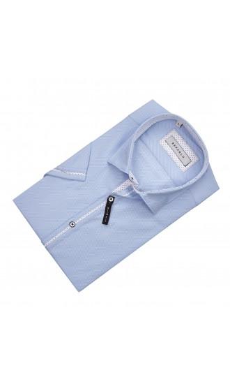 Koszula Fausto błękitna