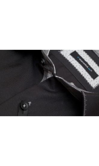 Koszula Vasco czarna