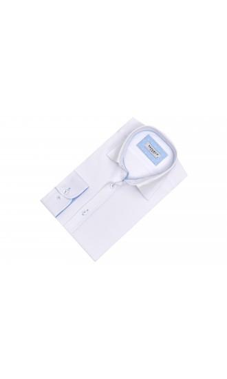 Koszula męska Alejandro biała