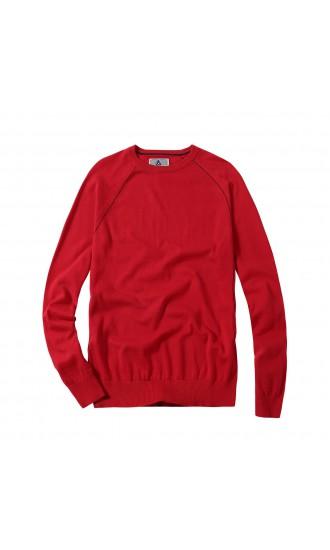 Sweter męski George Czerwony