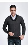 Sweter męski Nicolas Czarny