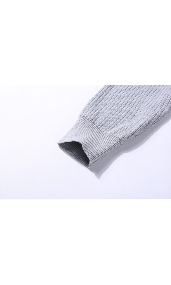 Sweter męski Darius Szary