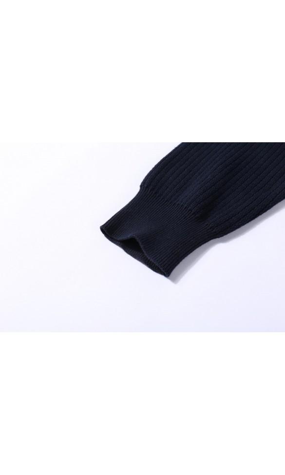 Sweter męski Darius Granatowy