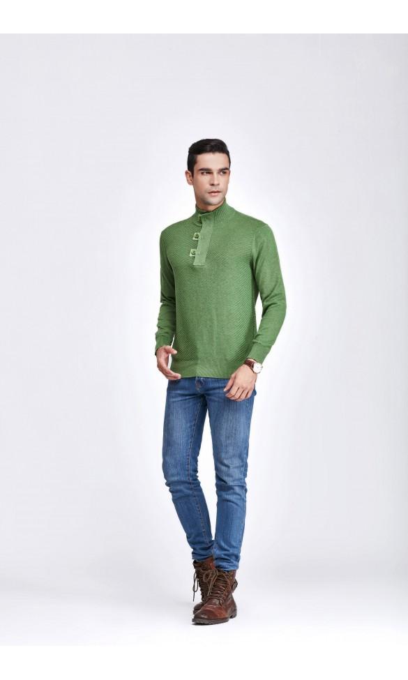 Sweter męski Enzo Zielony