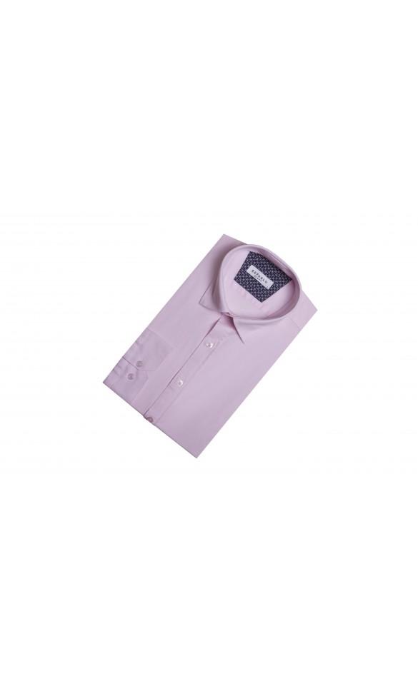 Koszula Comfort Różowa