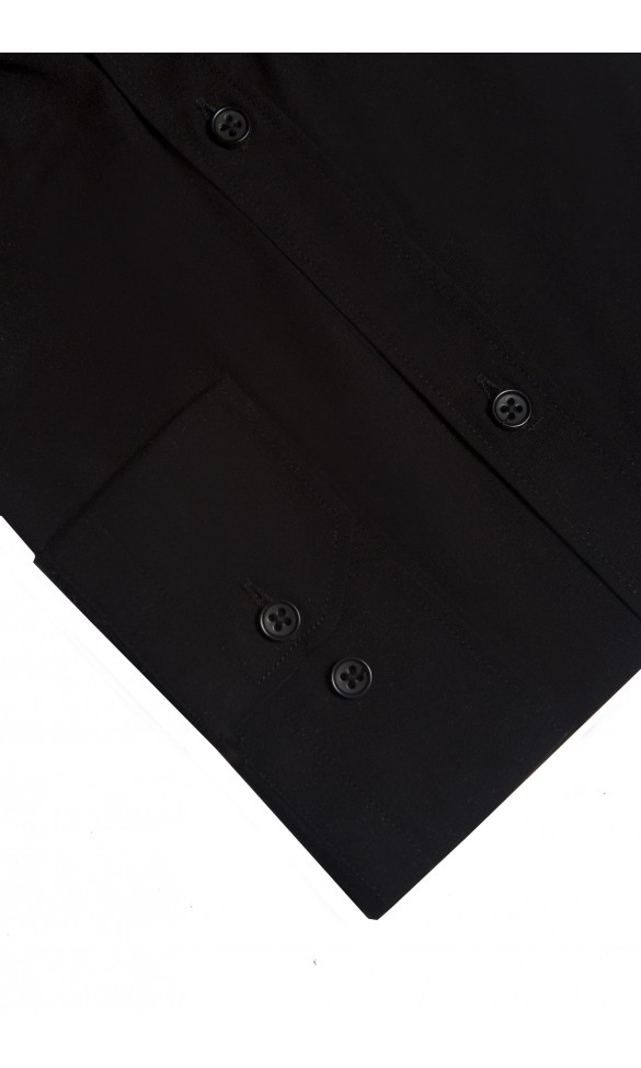 Koszula Comfort Czarna