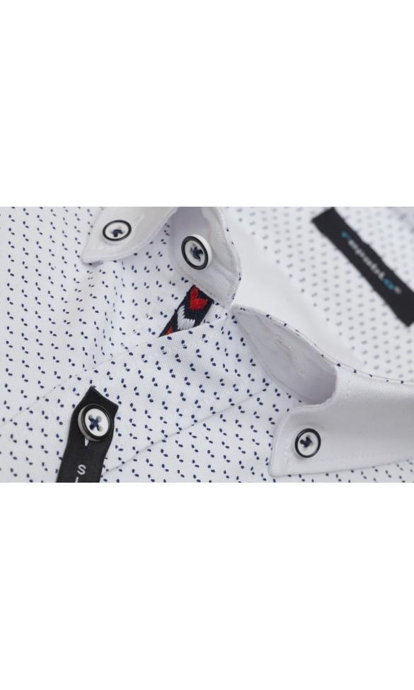 Koszula Spotty Biała