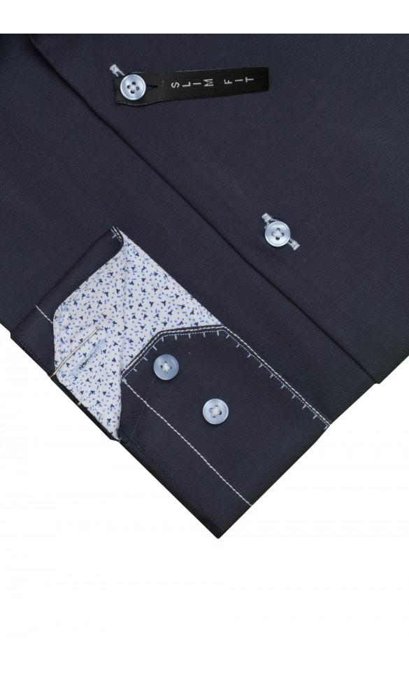 Koszula Pure Granatowa