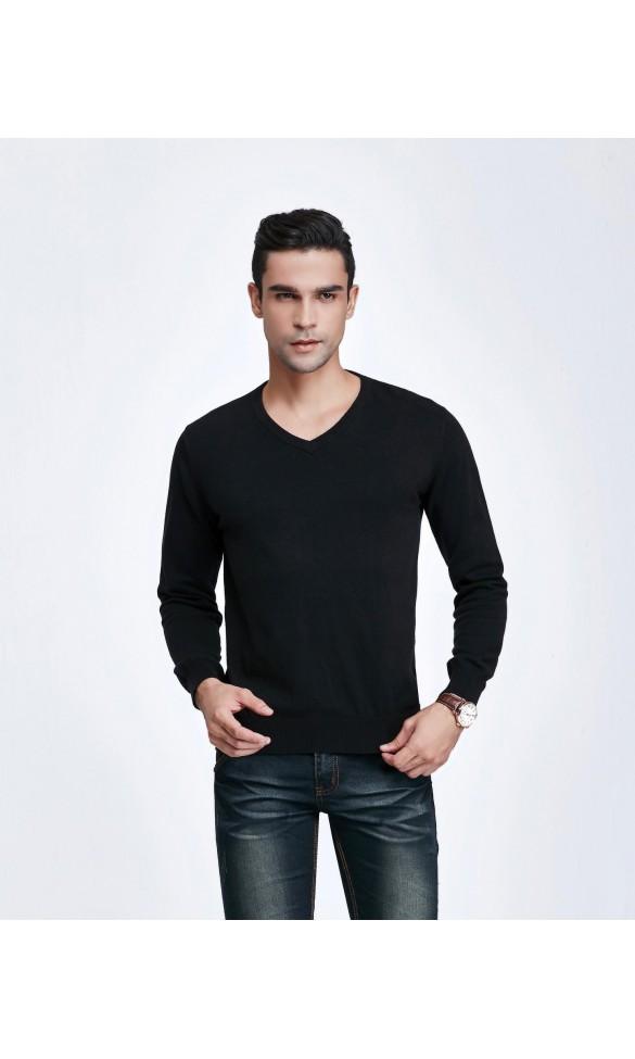 Sweter męski Serge Czarny