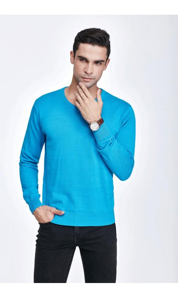 Sweter męski Serge Niebieski 2