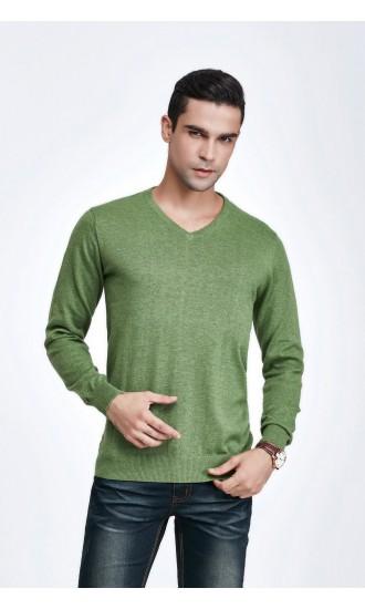 Sweter męski Serge Zielony