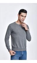 Sweter męski Victor Szary