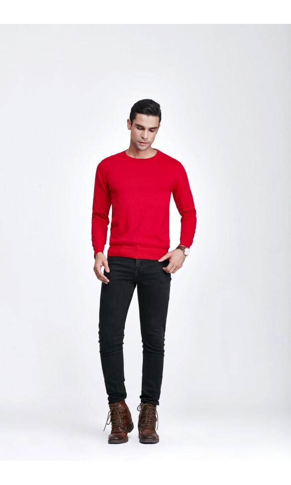 Sweter męski Victor Czerwony