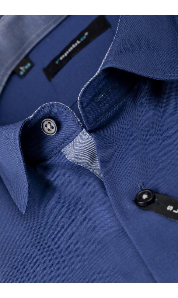 Koszula Pocket Granatowa