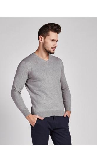 Sweter meski Tonny Szary