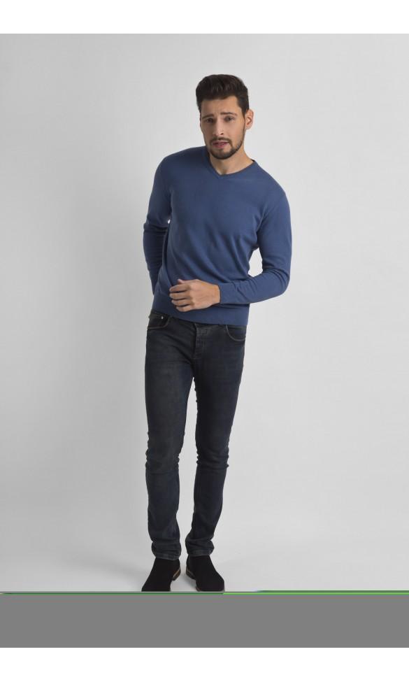 Sweter meski Tonny Niebieski