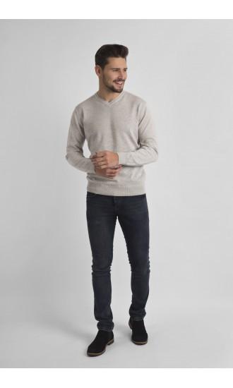 Sweter meski Tonny Szary 2