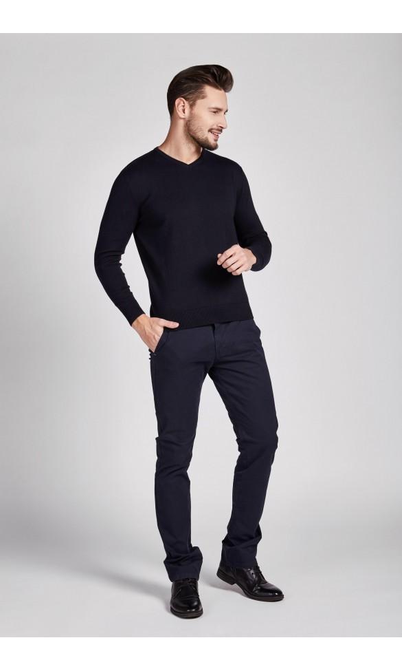 Sweter meski Tonny Granatowy