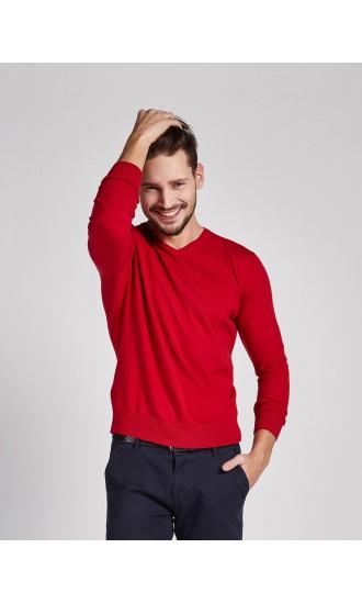 Sweter meski Tonny Czerwony