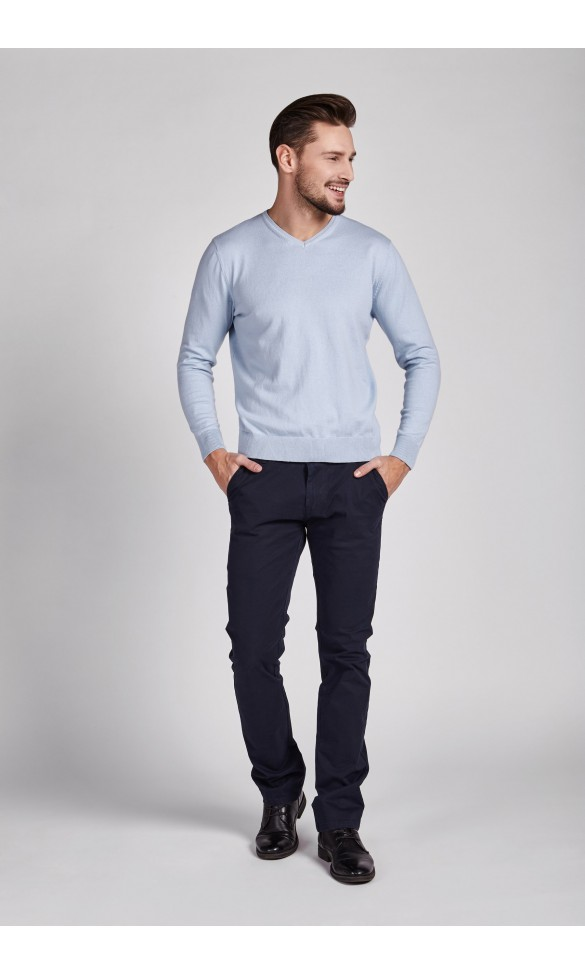 Sweter meski Tonny Błękitny