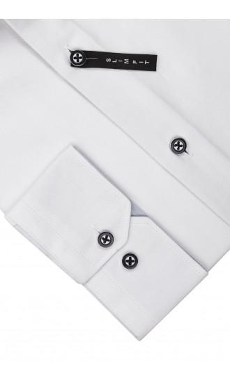 Koszula Dersey Biała