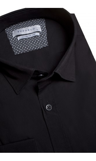 koszula czarna