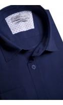 Koszula Comfort granatowa Regular