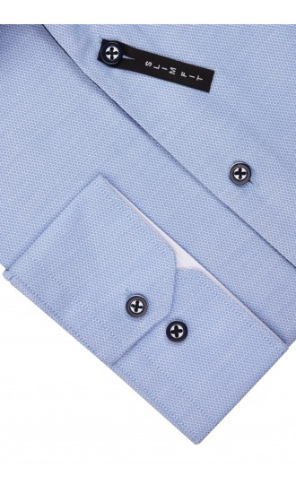Koszula Dersey niebieska