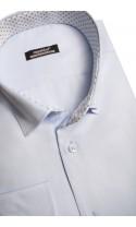 Koszula Arcady błękitna Regular