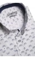 Koszula Cycles biała Regular