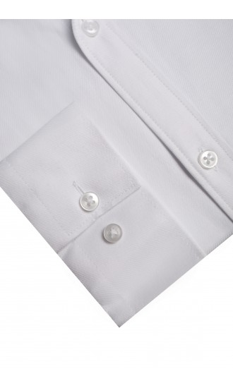 Koszula Albert biała Regular