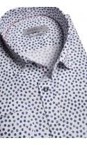 Koszula Traces biała Regular