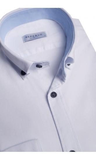 Koszula George biała